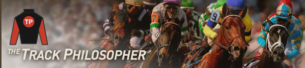 The Track Philosopher's Horse Racing Picks for Major Thoroughbred Tracks, Major Races and a FREE Pick Daily, Churchilll, Keeneland, Gulfstream, Oaklawn, Belmont, Saratoga and Del Mar Race Tracks Picks