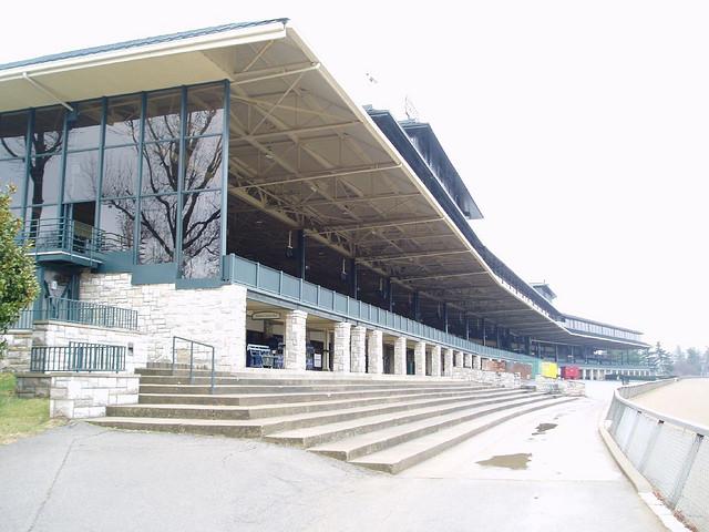 Keeneland Grandstand 3
