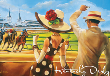 Ky Derby Preakness And Belmont Hats The Track Philosopher