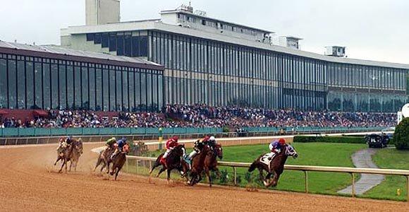 Oaklawn Race Track