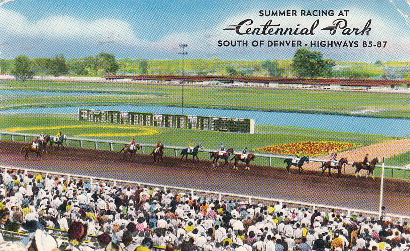 Centennial Park Summer Racing